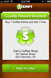 Healthy Spirits: STAMPT promotion