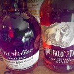 Old Weller and Buffalo Trace Healthy Spirits Barrels