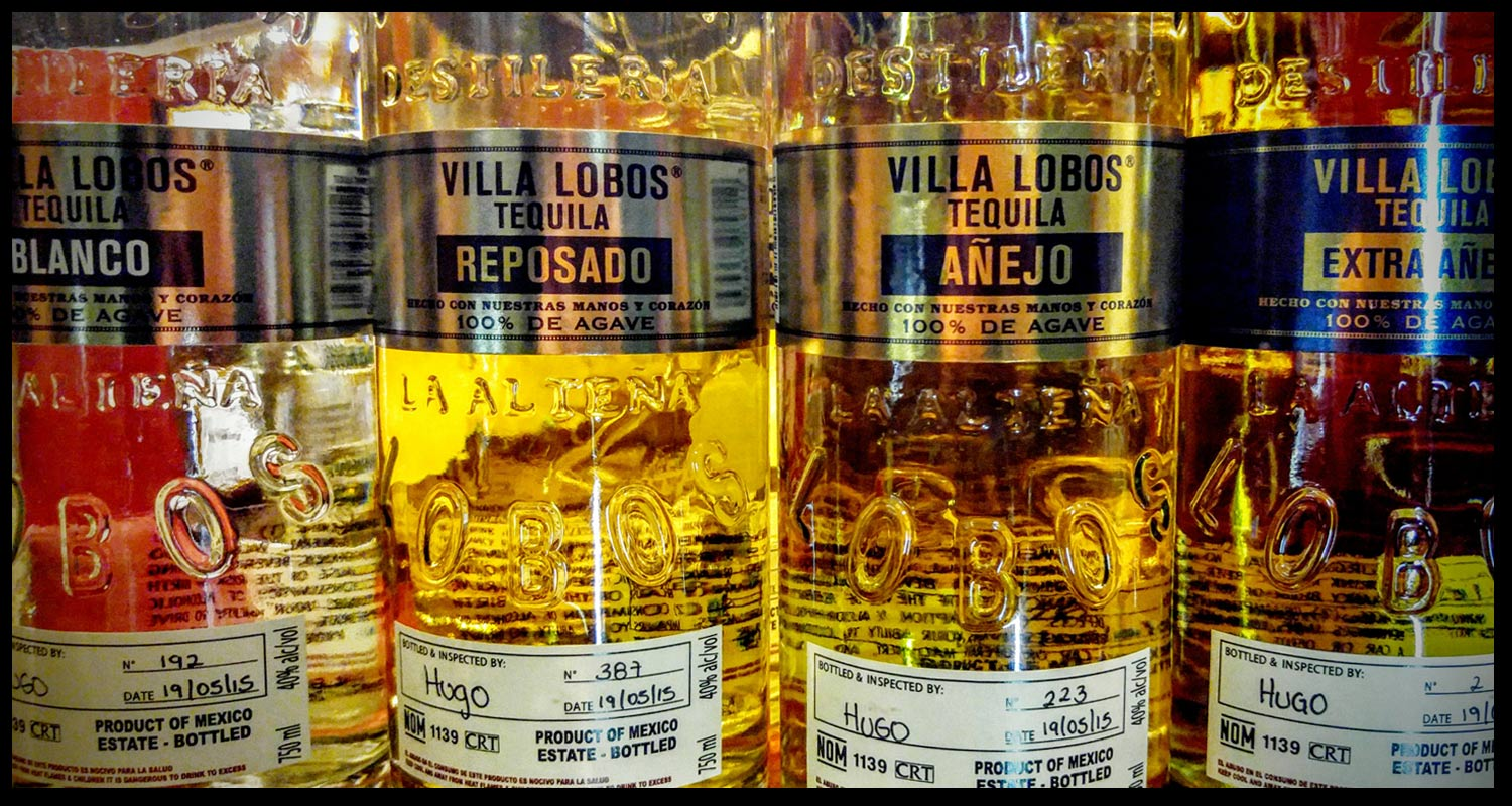 Interview with Dale Sklar of Tequila Villa Lobos