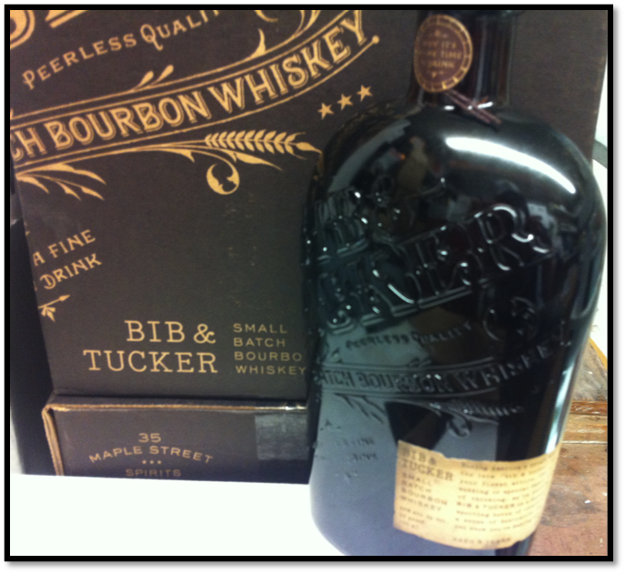 The Whiskey Files: Bib & Tucker Small Batch Bourbon