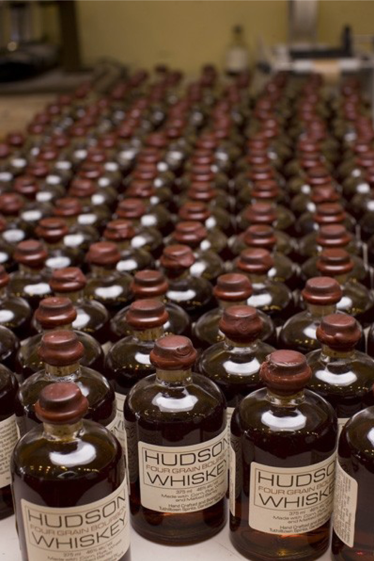 Whiskey Club Throwback: Hudson 4 Grain 10/2010