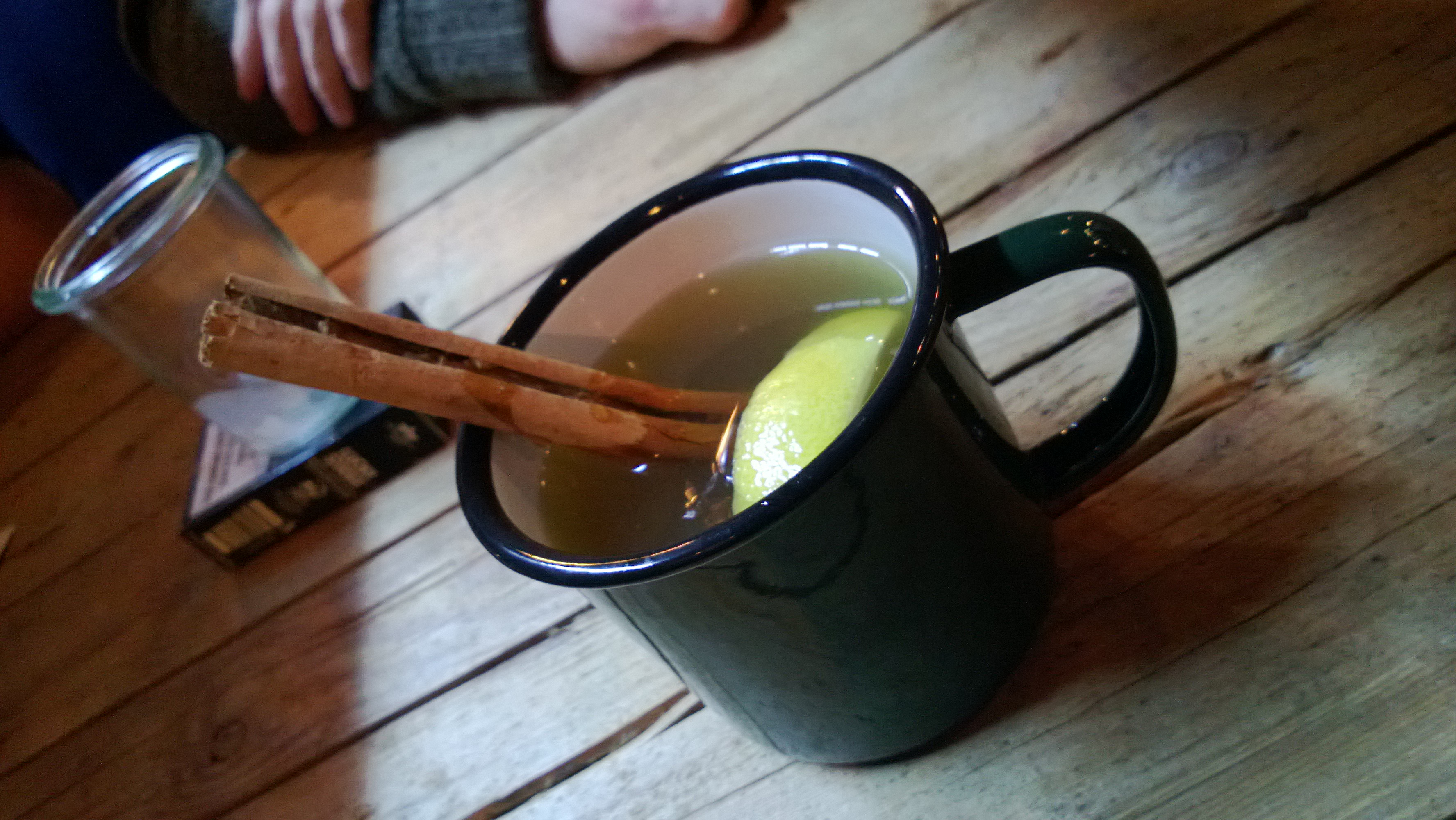 Healthy Spirits' Recipes: Classic Hot Toddy with Whiskey