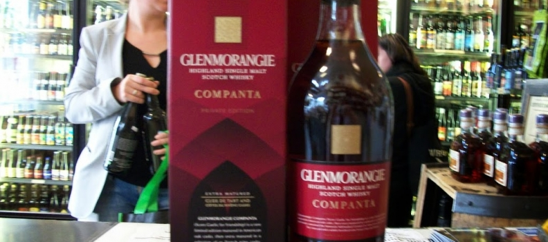 New Arrivals: Glenmorangie Companta Private Edition!