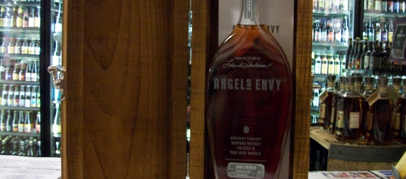 New Arrivals: Angel's Envy Cask Strength Bourbon