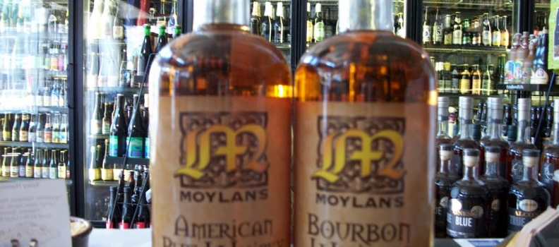 New Arrivals: Moylan's American Rye and Bourbon Whisky!