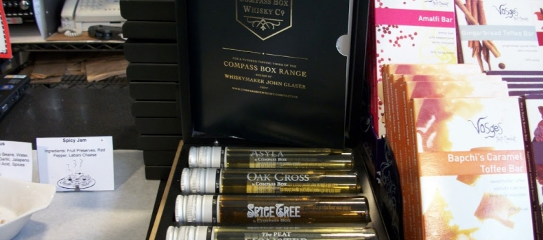 New in: Compass Box Sampler Set!