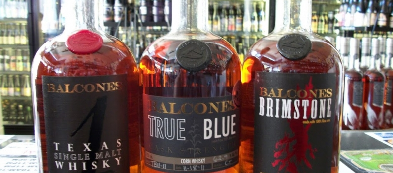 New Arrivals: Balcones Brimstone and Single Malt! (Super Limited)