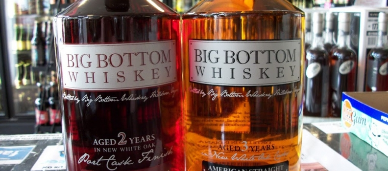 New Arrivals: Big Bottom Whiskeys