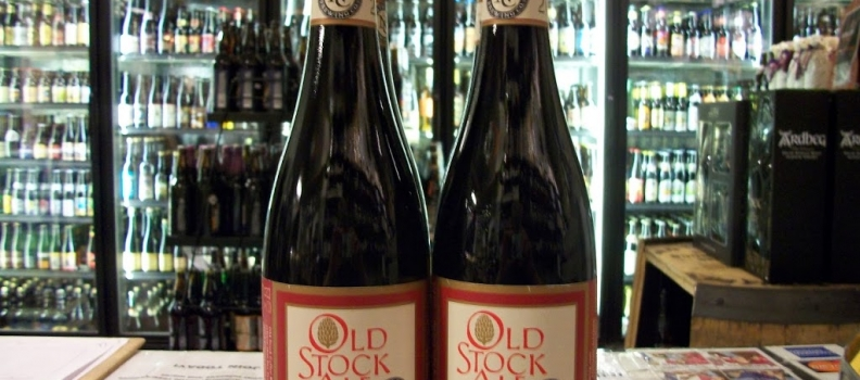 New Arrival: Old Stock 2011 Cellar Reserve (Aged in Brandy Barrels)