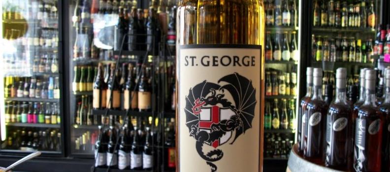 New Arrival: St. George Single Malt Whiskey Lot 10!