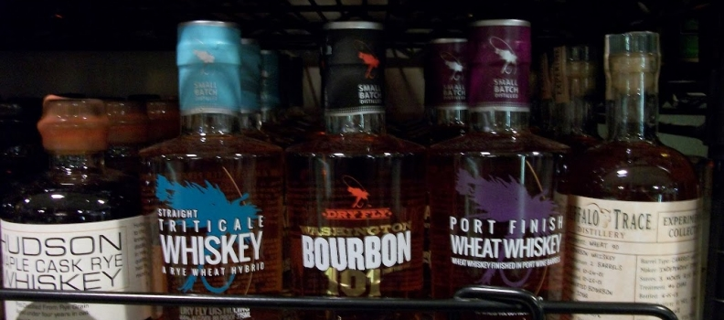 New Arrivals: Dry Fly Bourbon, Triticale Whiskey and Port Finished Wheat Whiskey