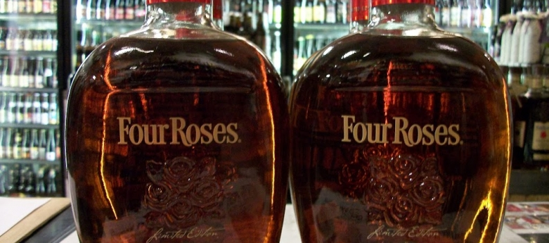 New Arrivals: Four Roses Limited 2013 Small Batch, Old Forester Birthday Reserve 12 Year