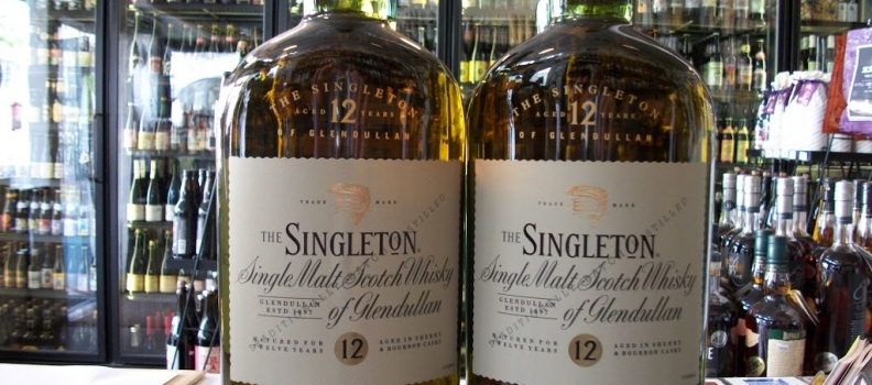 New Arrivals: Singleton 12 Year Single Malt