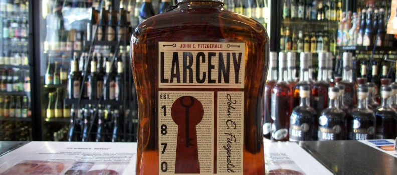 New Arrival: Larceny Wheated Bourbon