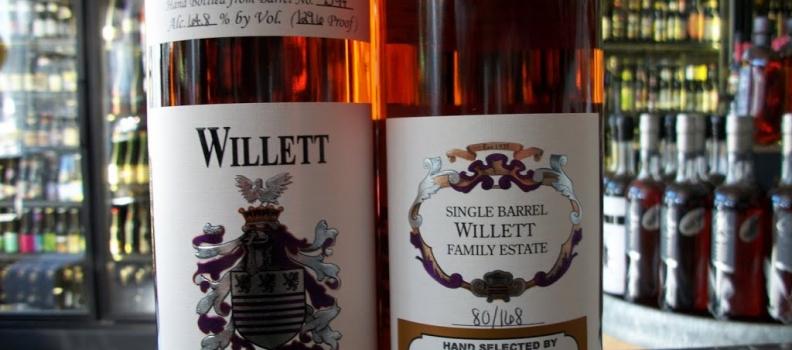 New Arrivals: Healthy Spirits Exclusive Willett Family Estate Barrel!