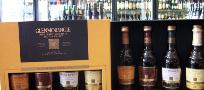 New Scotches in Stock: Ardbeg Day, Highland Park 12 and 15 year, Glenmorangie Taster 4 Pack