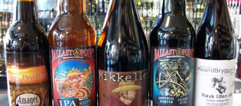 New Year New Arrivals: Victory At Sea, Dogfish Pangaea, Mikkeller Chipotle Porter and more!