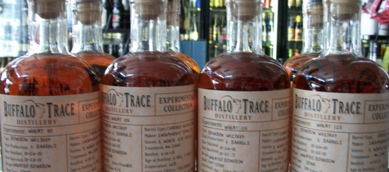 New Arrivals: Buffalo Trace Experimental- Wheat Experiment (Castro Only)