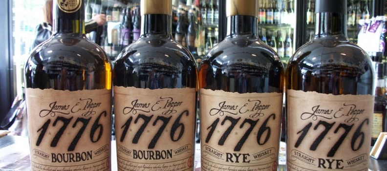 New Arrivals: James E. Pepper 15 Year Rye and 15 Year Bourbon!