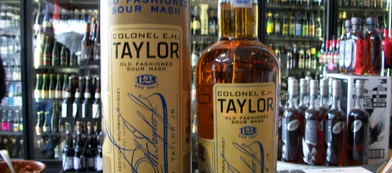 New Arrivals: E. H. Taylor Old Sour Mash Bourbon, Buffalo Trace Experimental and Angels Envy Port Finished