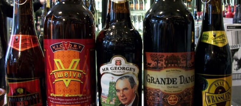 New Arrivals: Victory Twelve, Grande Dame Oud Bruin and more