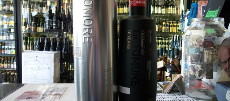"New Arrivals: Octomore 10 Year Single Malt, Stein Rye, Stein Bourbon and Gordon & Macphail Cask Strength ""Caol Ila"" 11 Year!"