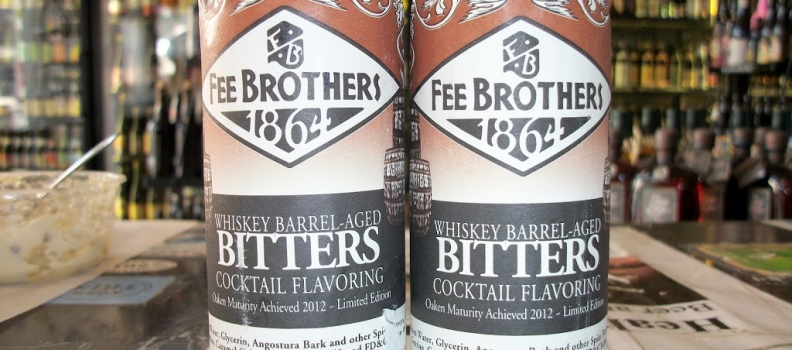 Shhhhhhhhhhh! Fee Brothers Whiskey Barrel Aged Bitters