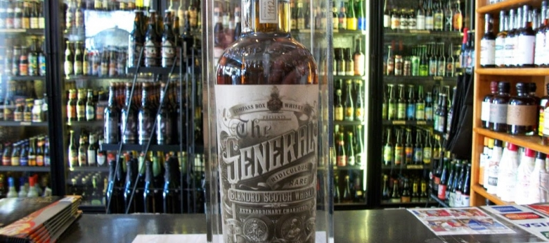 New Arrival: Compass Box The General