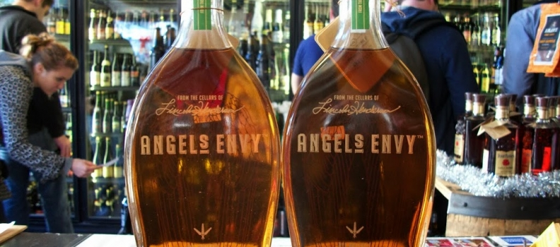New Arrivals: Angel's Envy Rum Finished Rye!