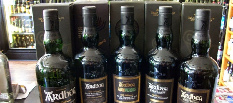 New Ardbeg Auriverdes Release and Special Ardbeg Day Discounts!