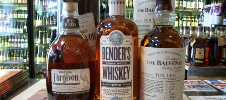 New Arrivals: Wild Turkey Forgiven, Bender's Rye, Balvenie Tun 1401 (batch 9), Glenfiddich Cask of Dreams