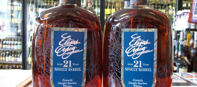 New Arrival: Elijah Craig 21 Year Bourbon