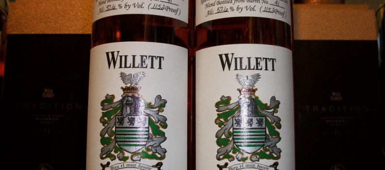 New Arrivals: Willett Rye, Pappy Van Winkle 23yr, 20yr and 15yr, George T. Stagg