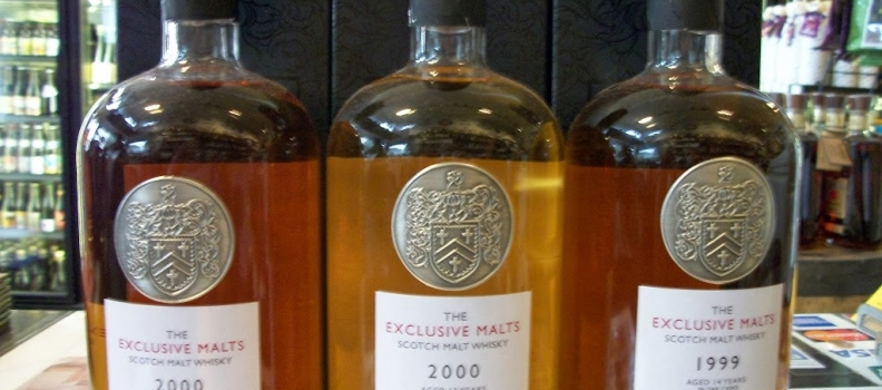 New Arrivals: Exclusive Malts- North Highland, Craigellachie and Peated Dalmore