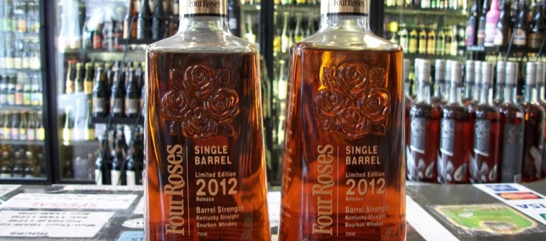 Four Roses Limited Edition 2012 Single Barrel
