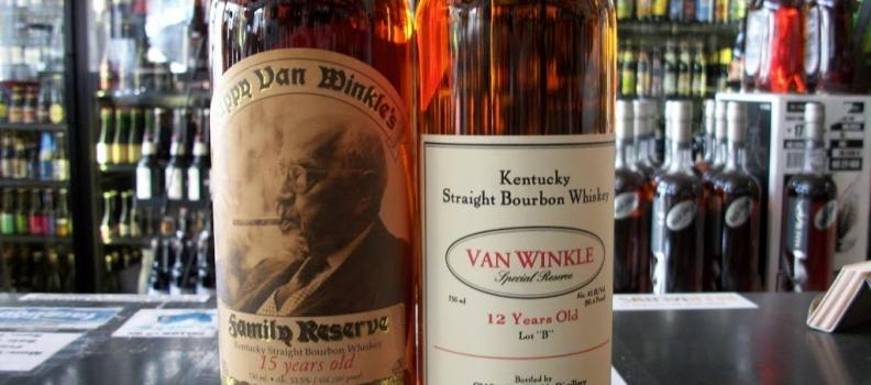 Pappy Van Winkle now in stock! Please read carefully