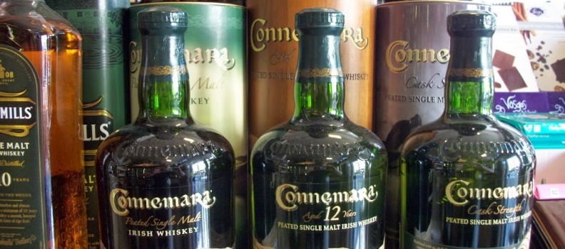 New Arrivals: Connemara Peated Irish Whiskey