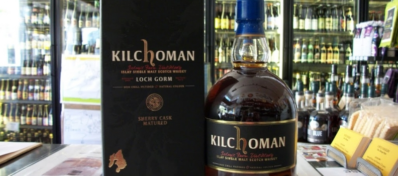 New Arrivals: Kilchoman Loch Gorm Sherry Cask Matured Islay Single Malt