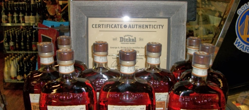 New Arrivals: George Dickel 14 Year Healthy Spirits Exclusive Single Barrel