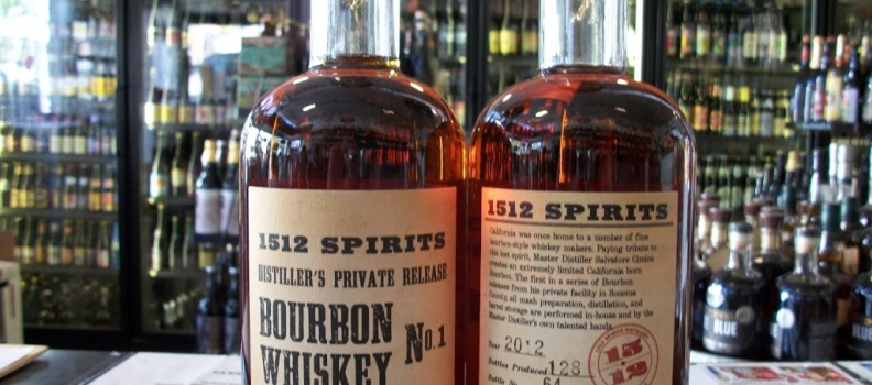 New Arrivals: 1512 Bourbon – Distiller's Private Reserve