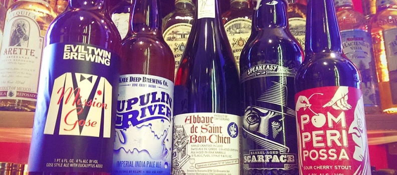 New Arrivals from Knee Deep, Speakeasy, Buxton, Omnipollo, BFM, Evil Twin, Siren, Stone and more…