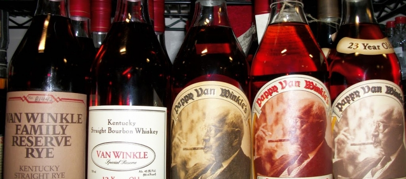 Pappy Van Winkle and Sazerac Anitque Collection now on the shelves!