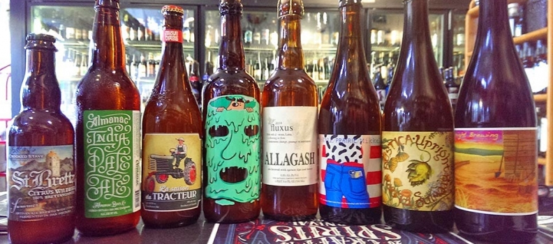 New Arrivals: Almanac, Crooked Stave, Mikkeller, Allagash and more…