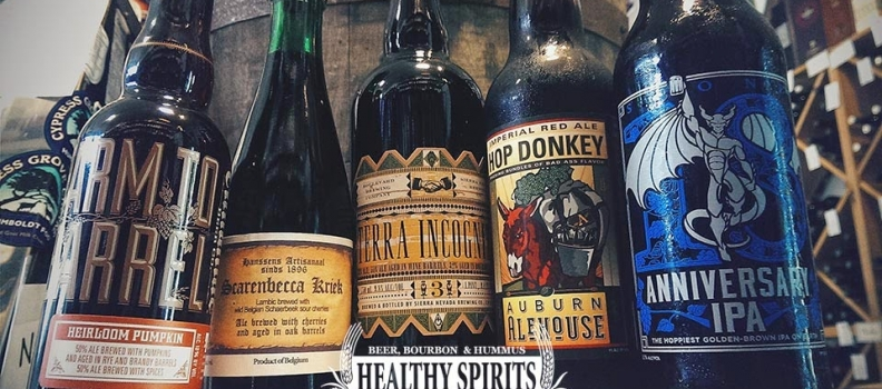 New Arrivals: Hanger 24, Auburn Ale House, Stone, Dogfish Head and more…