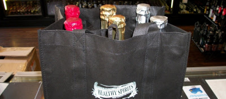 New Healthy Spirits Bottle Bags!