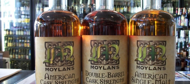 New Arrivals: Moylan's Single Malts, Russel's Reserve Rye and Single Barrel Bourbon