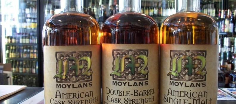 New Arrivals: Moylan's Single Malts, Russel's Reserve Rye and Single Barrel Bourbon