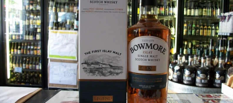 Featured Whiskey: Bowmore Legend Single Malt