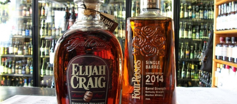 New Arrivals: Four Roses Limited 2014 Single Barrel and Elijah Craig Barrel Proof
