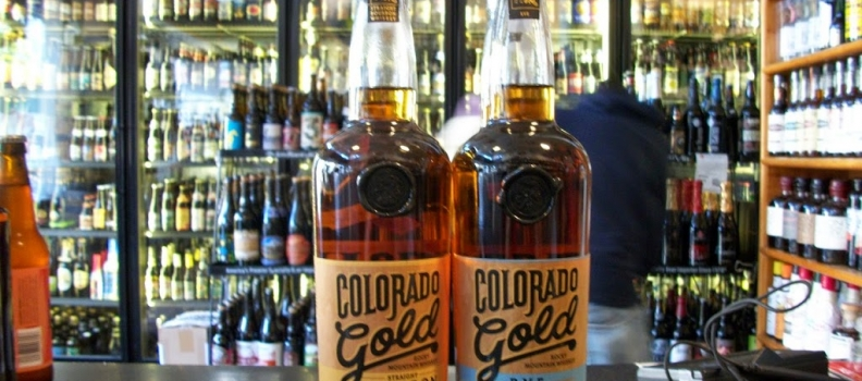 New Arrivals: Colorado Gold Bourbon and Rye